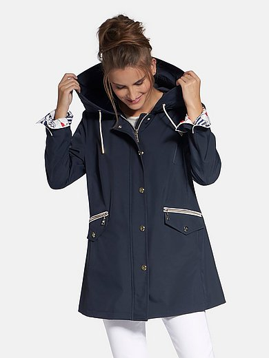Basler - Wasserabweisende Jacke mit Kapuze