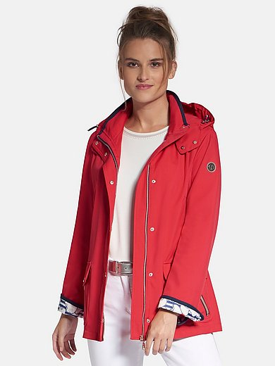 Basler - Jacke mit abknöpfbarer Kapuze