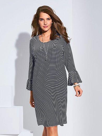 FRAPP - Jersey-Kleid mit 3/4-Arm