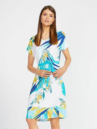 Basler - Kleid mit V-Ausschnitt