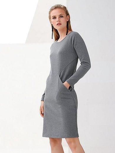MYBC - Jerseyklänning med lång ärm