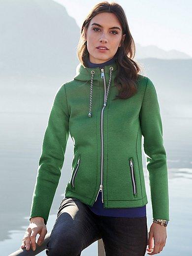 Fuchs & Schmitt - La veste en jersey contrecollé