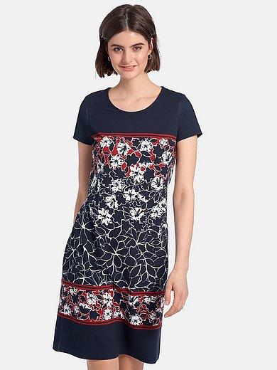 Betty Barclay - Jerseykjole med korte ærmer