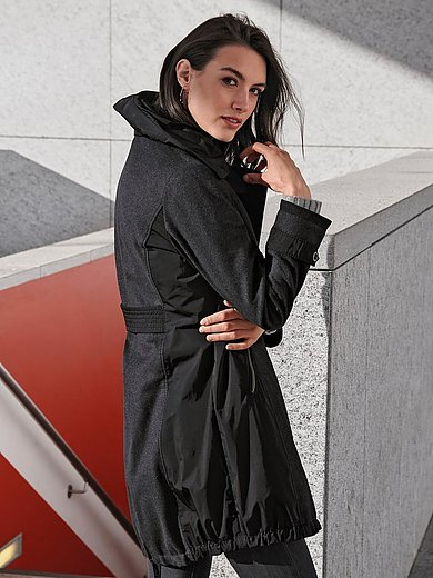 Gil Bret - Coat with stand-up collar