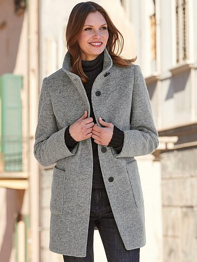 Manisa - Jacket with stand-up collar