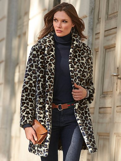 MYBC - Faux fur jacket