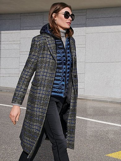 Fuchs & Schmitt - Prince-of-Wales check coat