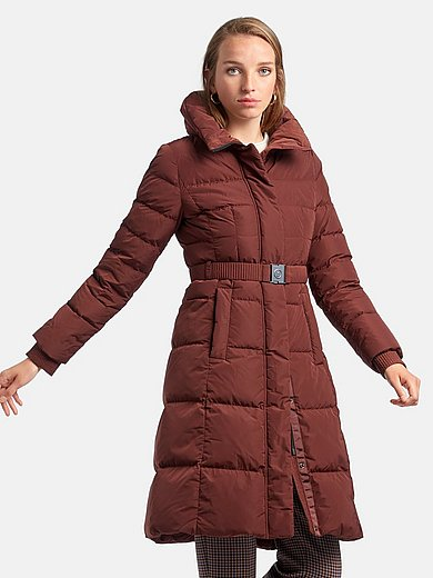 Bogner - Quilted down jacket in microfibre