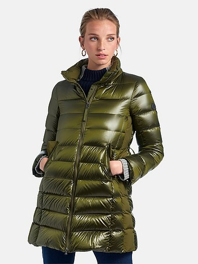Bogner - Quilted down jacket with duck down filling