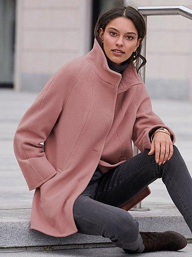 Peter Hahn - Jacket in alpaca and new milled wool