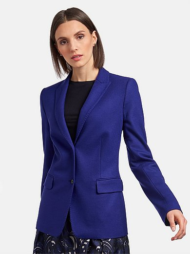 Windsor - Jersey blazer made of wool