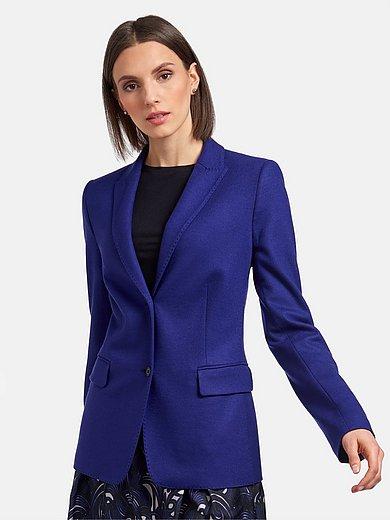 Windsor - Le blazer en jersey 100% laine