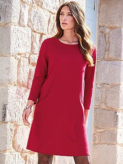 Red Women's jersey dresses at Peter Hahn