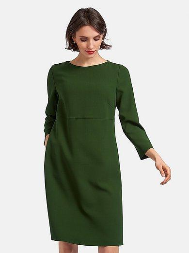 Windsor - Klänning av 100% ren ny ull