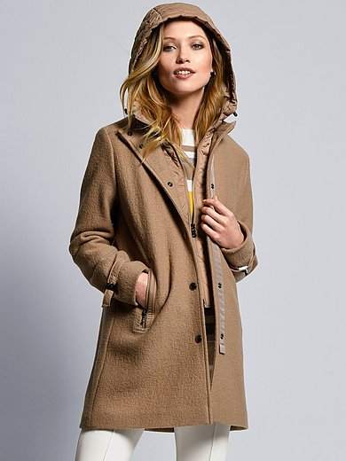 Bogner - Wool jacket with removable waistcoat insert