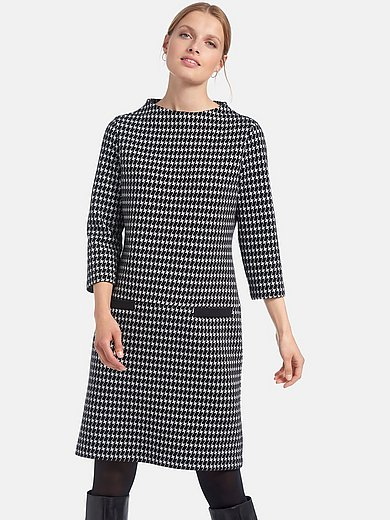 Gerry Weber - Jersey dress with 3/4-length sleeves