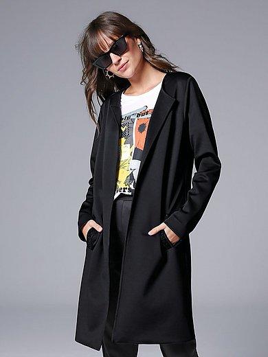 Margittes - Open-fronted jersey jacket