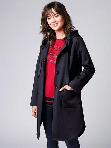 Margittes - La veste longue à capuche