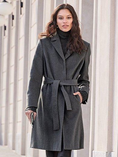 Peter Hahn - Coat in 100% cashmere