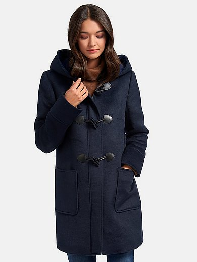 Gil Bret - Duffel coat with grown-on hood