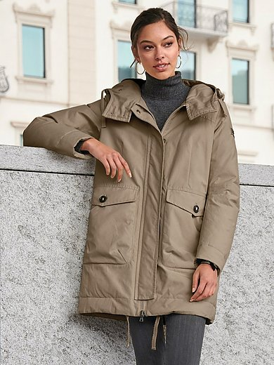 Peuterey - La veste doudoune Peuterey. Un veste qui conjugue