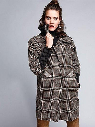 comma, - Wool jacket