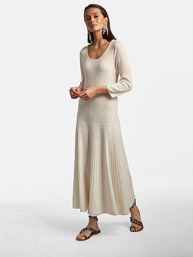 Laura Biagiotti Roma - Strickkleid aus 100% Premium-Kaschmir