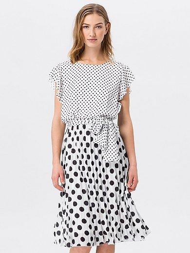 Uta Raasch - Kleid mit Flügel-Halbarm