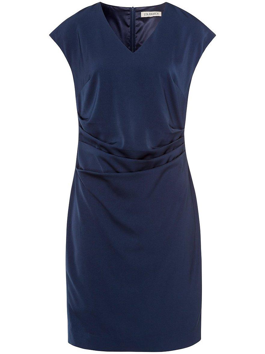 uta raasch - Kleid überschnittener Schulter  blau Größe: 40