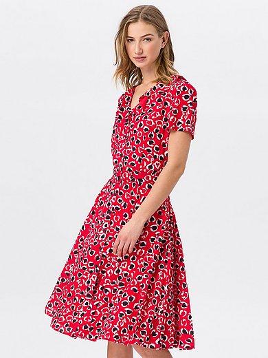 Uta Raasch - Kleid mit V-Ausschnitt