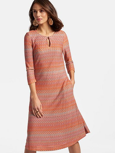 Laura Biagiotti Roma - Jersey-Kleid mit 3/4-Arm