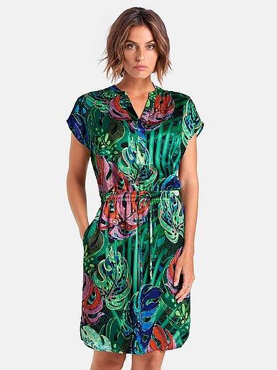 Peter Hahn - Dress with drop shoulder