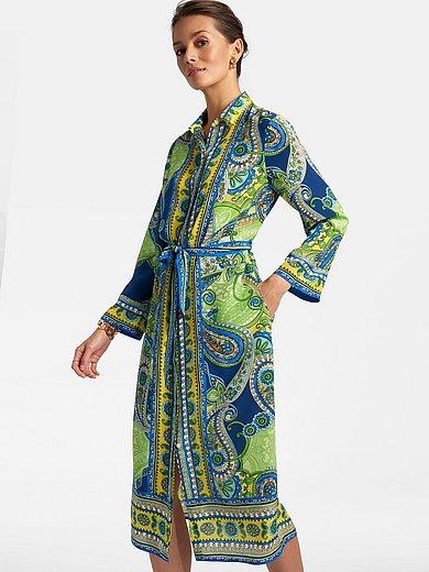 Laura Biagiotti Roma - Dress with shirt collar