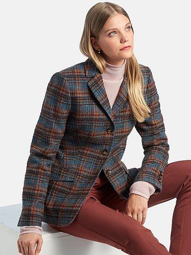 Fadenmeister Berlin - Blazer with check pattern