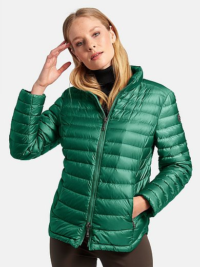 Schneiders Salzburg - Quilted jacket made of water-repellent microfibre