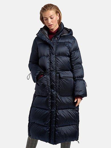 Milestone - Le manteau doudoune à capuche amovible