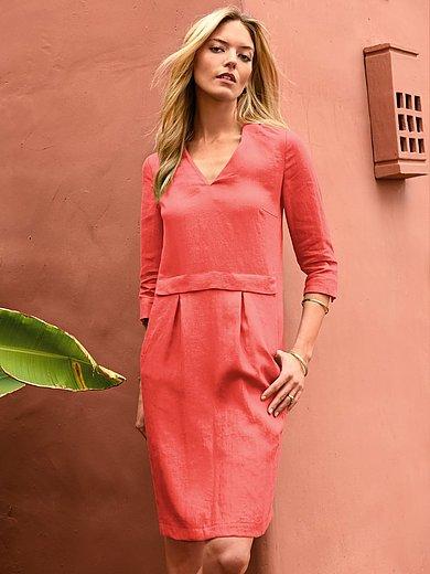 Riani - V-ringad klänning med 3/4-ärm