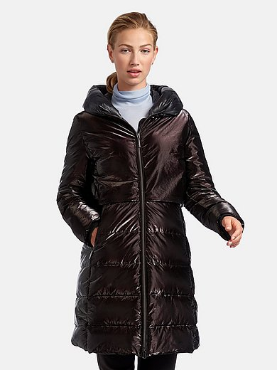 Green Goose - Quilted coat with hood