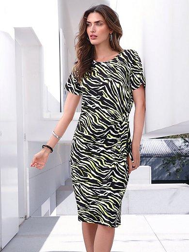 Emilia Lay - Jersey-Kleid mit Rundhals-Ausschnitt