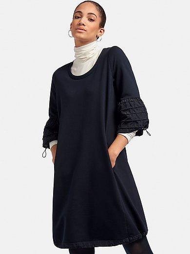 Margittes - Jerseykjole med 3/4-ærmer