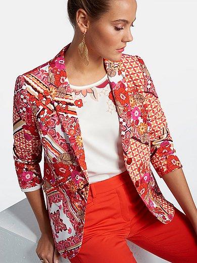 Basler - Summer blazer with print