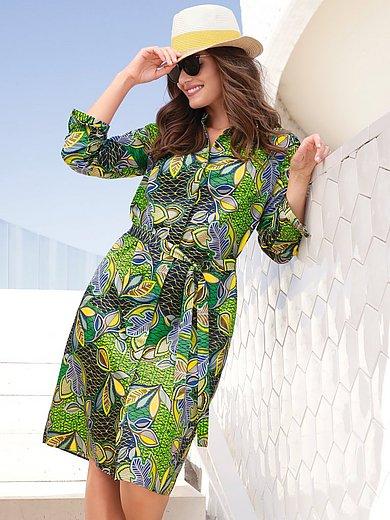 Emilia Lay - Kleid oder als lange Blusenjacke tragbar