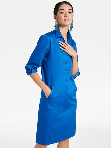 Basler - Loose-fitting dress with 3/4-length sleeves