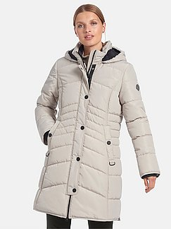 Betty Barclay - quilted-jacket-with-zip-off-hood
