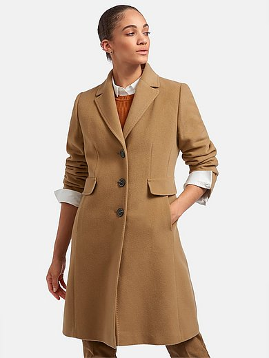 Fuchs & Schmitt - Le manteau 3/4 à col tailleur