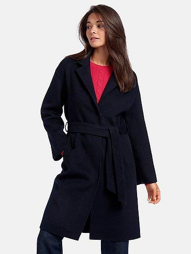 GANT - Lange jas van double-weefsel met reverskraag
