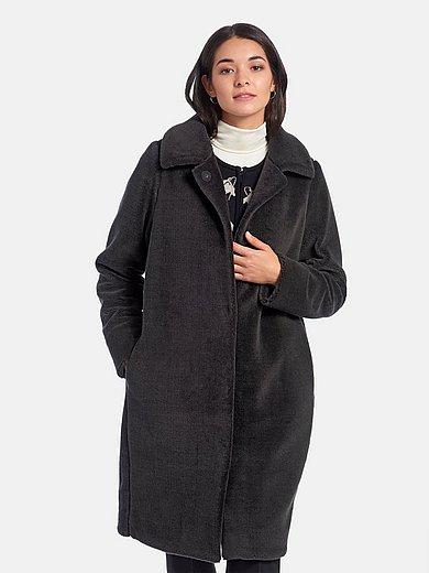 LangerChen - Le manteau col plat