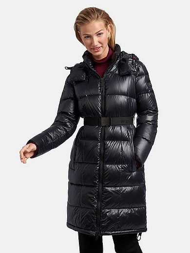 Peuterey - Quilted down jacket with hood