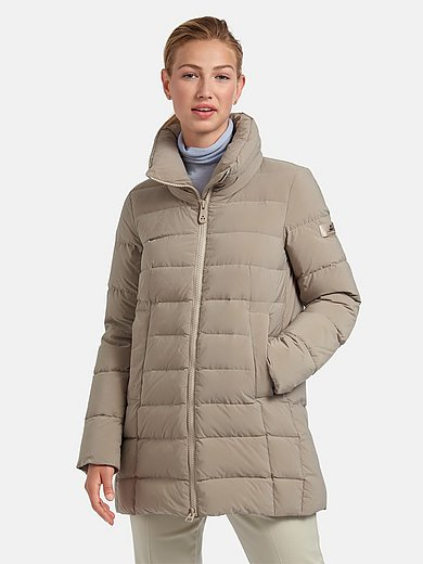 Peuterey - Quilted down jacket with stand-up collar