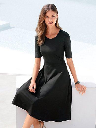 Peter Hahn Jersey dress black